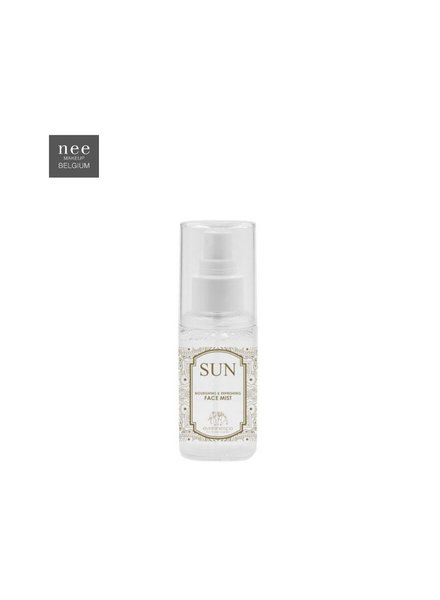 Nourishing and refreshing face mist 80ml
