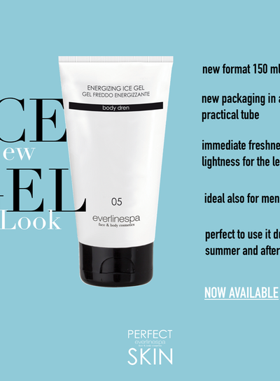 Perfect Skin Energizing Ice gel 150ml