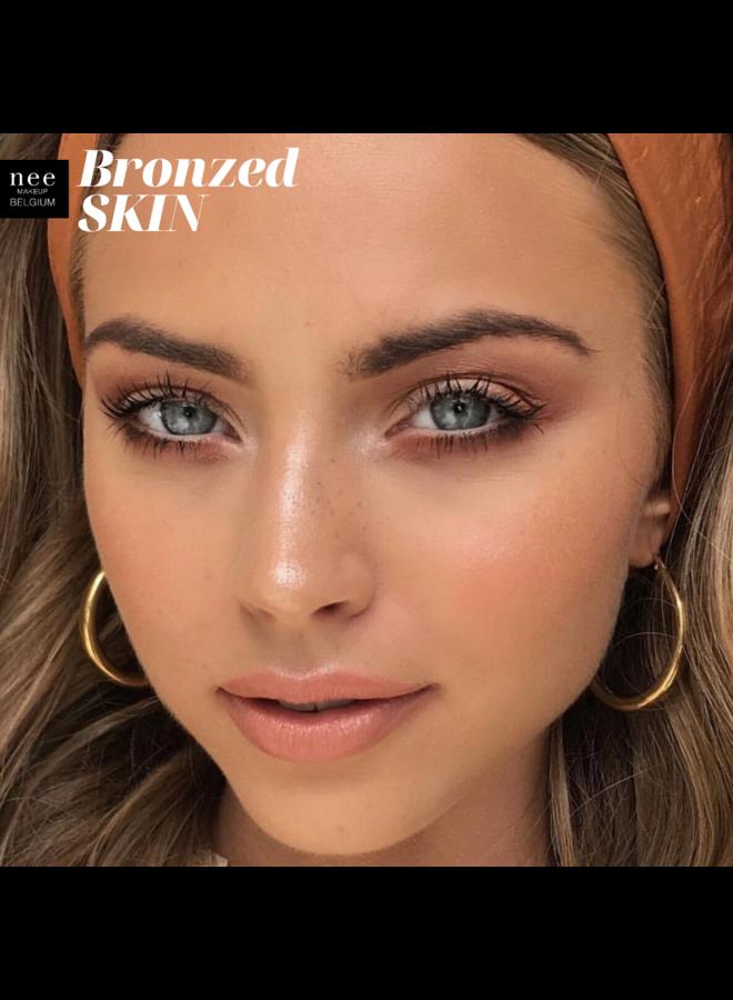 Deal  Get bronzed met liquid bronze