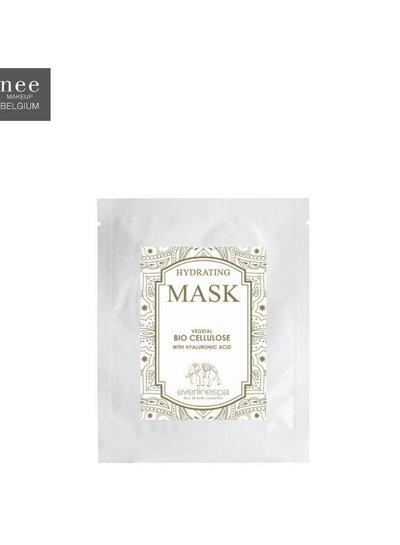 Hydrating  vegetal bio cellulose mask met hyaluronzuur 5pcs