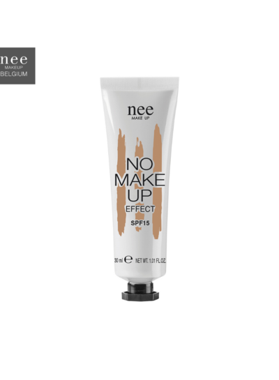 Nee No Make Up Effect SPF15 30ml