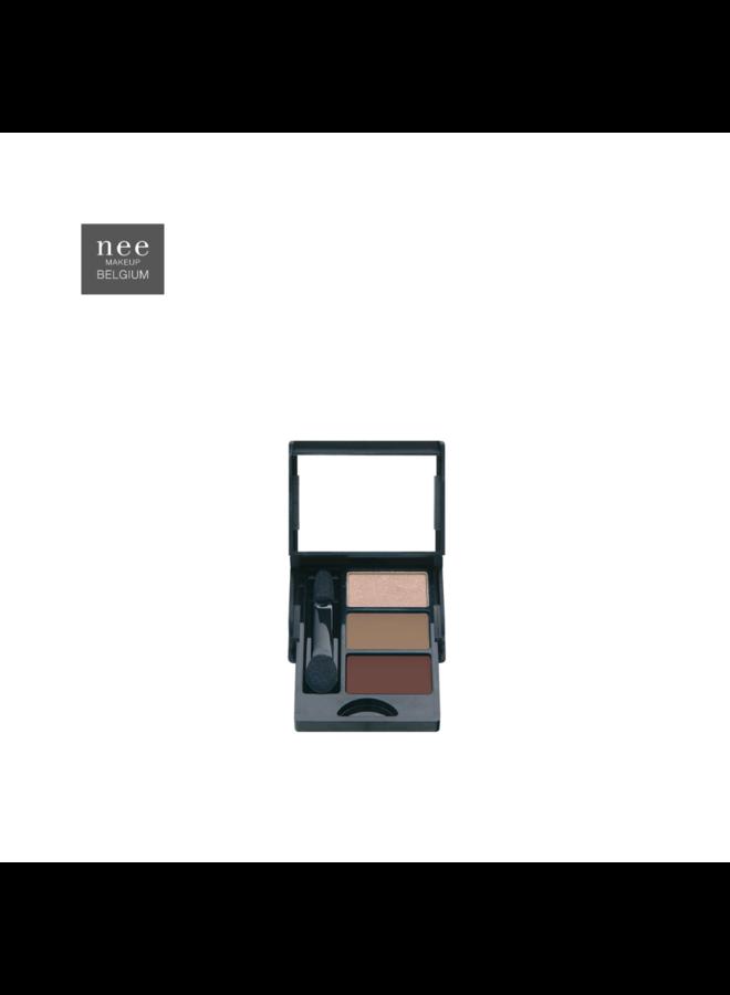 Eyeshadow Trio 3 x 0.9 g