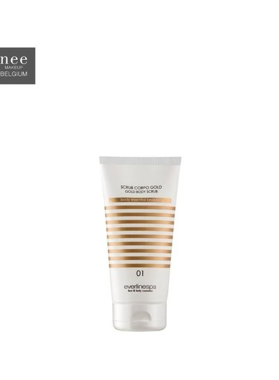 Perfect Skin Gold Body Scrub 150 ml