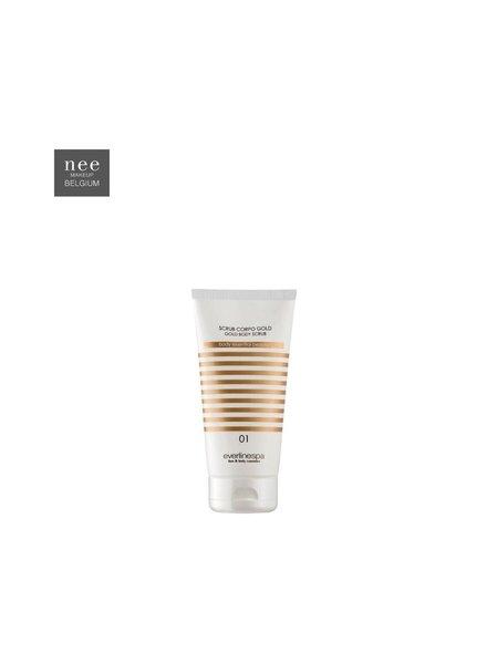 Perfect Skin Gold Body Scrub 150 ml