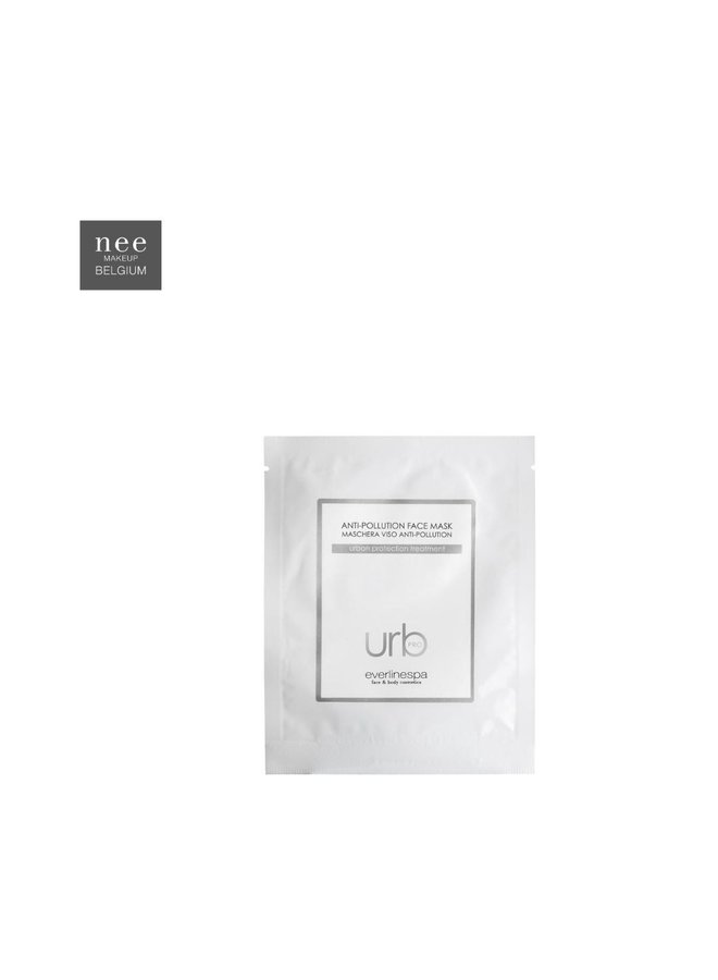 Anti-pollution Face Mask  5 pieces