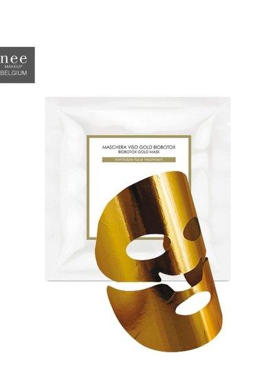 In Eye Biobotox Gold Mask 25 ml  Lifting effect 5 stuks