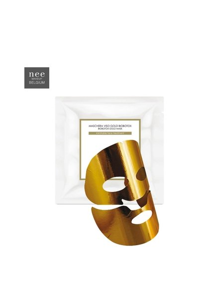 In Eye Biobotox Gold Mask 25 ml Lifting effect 5pieces