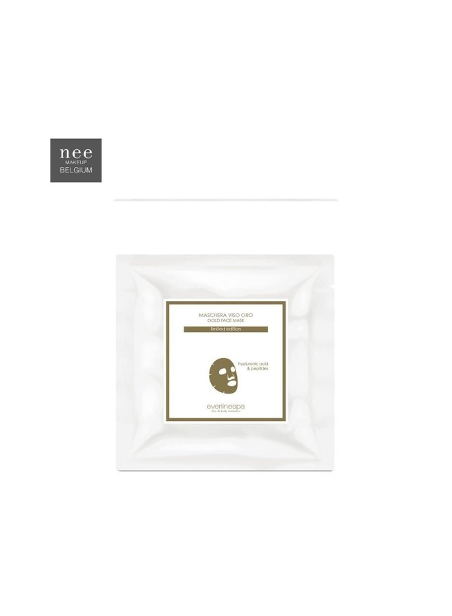 Biobotox Gold Mask 25 ml  Lifting effect 5 pieces