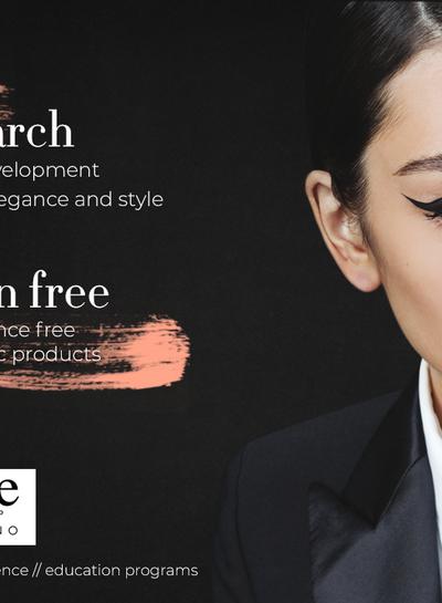 Nee Beauty academy in salon training seasonal collection