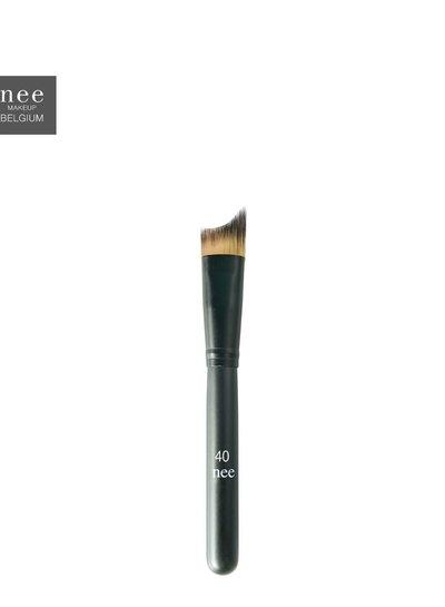 Nee NEE High Definition Foundation Brush nr40