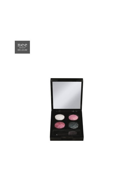 Nee Trousse Eyeshadow Cotti 4 x 0.5 g