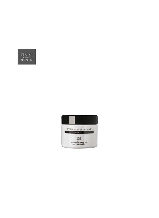 Masque Argile Rééquilibrant 50 ml