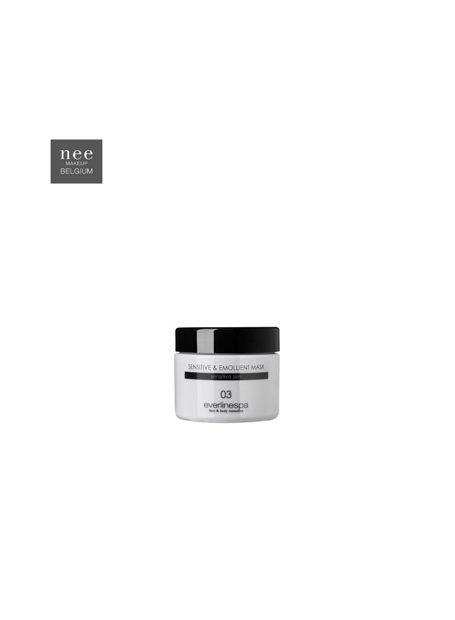 Sensitive & Emollient Mask 50 ml