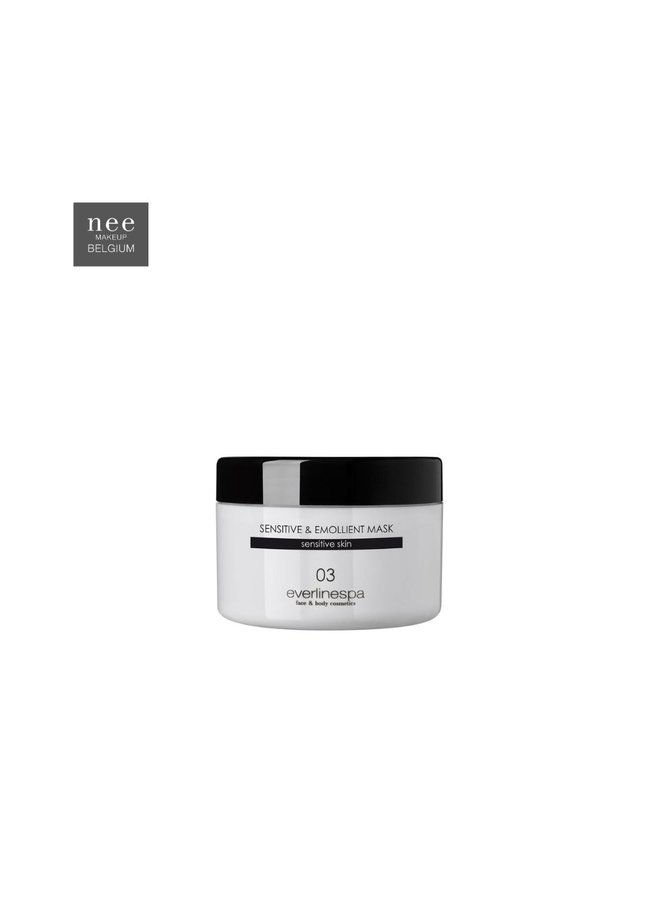 Sensitive & Emollient Mask 250 ml