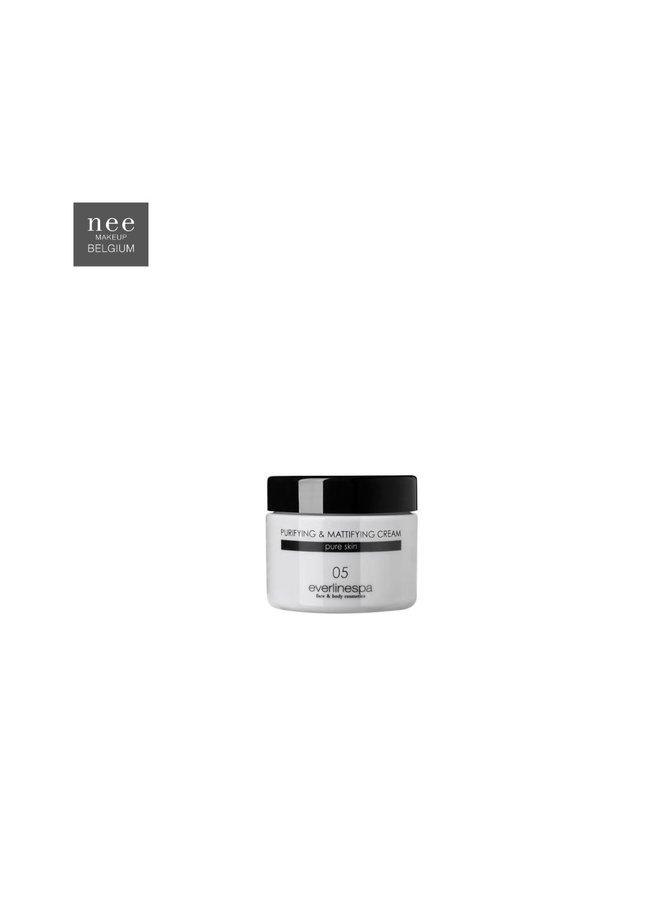 Crème Purifiante & Matifiante 50 ml