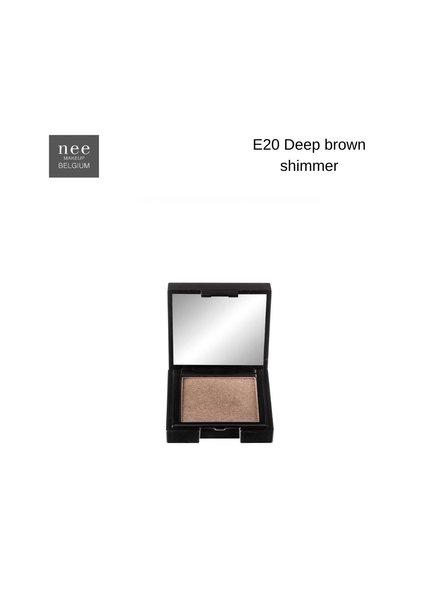 Nee Eyeshadow Mono 2.5 g Shining DEEL1
