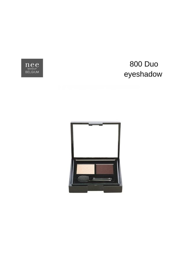 Eyeshadow Duo 2 x 1.20 g