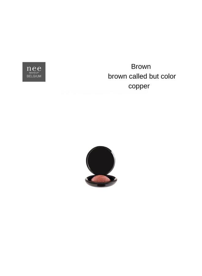 TESTER Blister Mini Eyeshadow Cotto 0.5 g