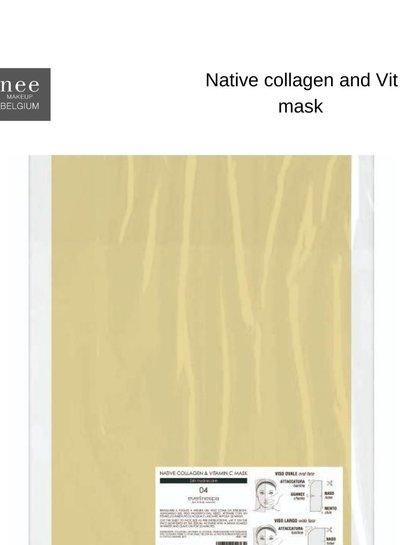 Perfect Skin E.SPA Native Collagen § Vitamin C Mask 5pcs