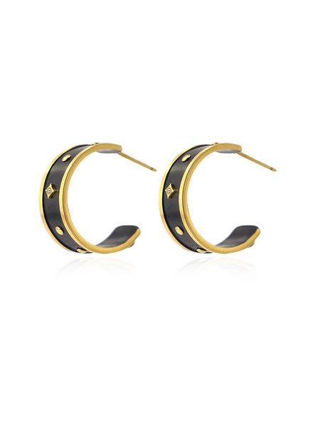 Anartxy juwelen Boucles d'oreilles petites BPE461N