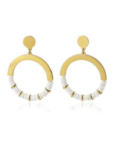 Anartxy juwelen Earrings medium BPE481BL