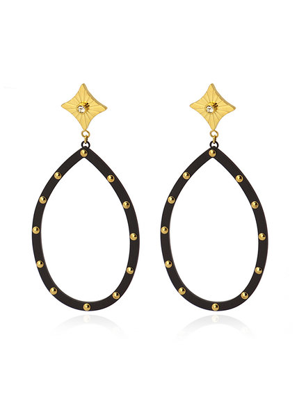 Earrings large BPE410N