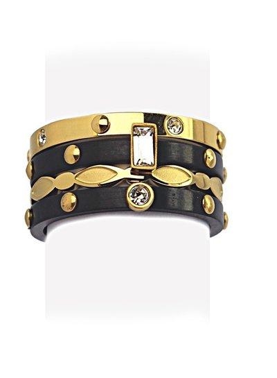 Anartxy juwelen Bicolor Ring AAN497N16