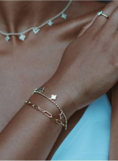 Anartxy juwelen Armband 2bijeen BPU042D