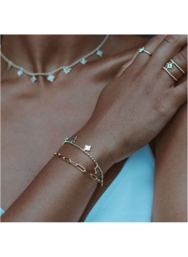 Bracelet 2 ensemble BPU042D