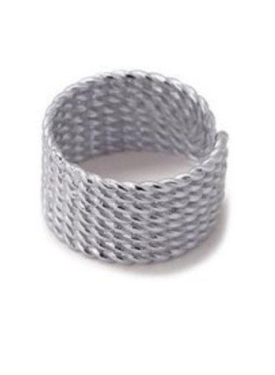 Anartxy juwelen AAN- 467PL12 BRAIDED RING