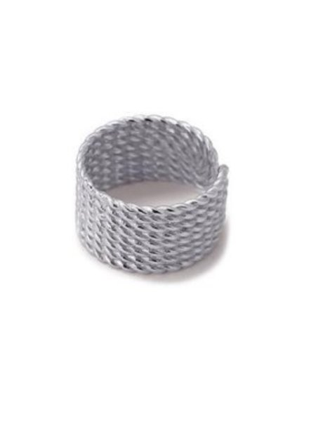 Anartxy juwelen AAN 467-PL12 BRAIDED RING