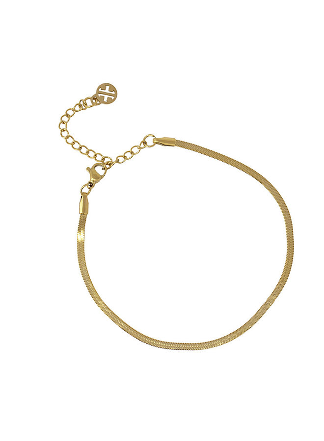 ATO061D FOOT CHAIN SNAKE 2021 TIPY ONE 2.5MM