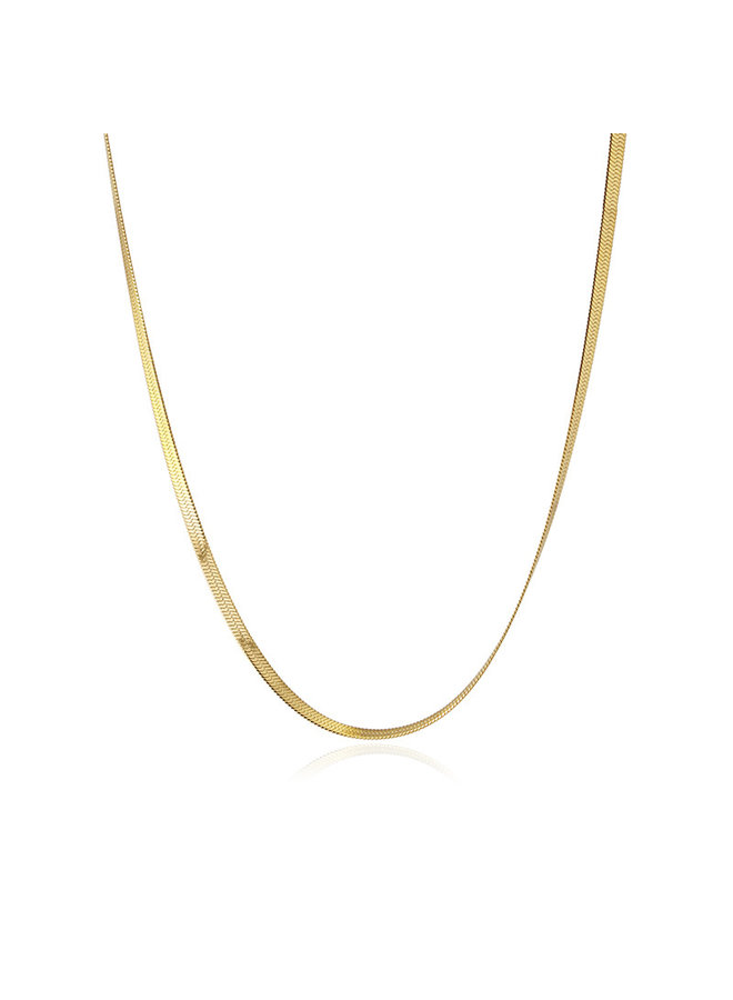 BCO030D NECKLACE SNAKE 2021 TIPO ONE 2.5MM