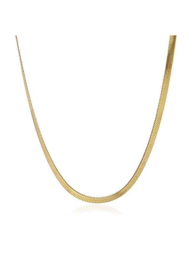 BCO031D  NECKLACE SNAKE  2021 TIPO ONE 4MM