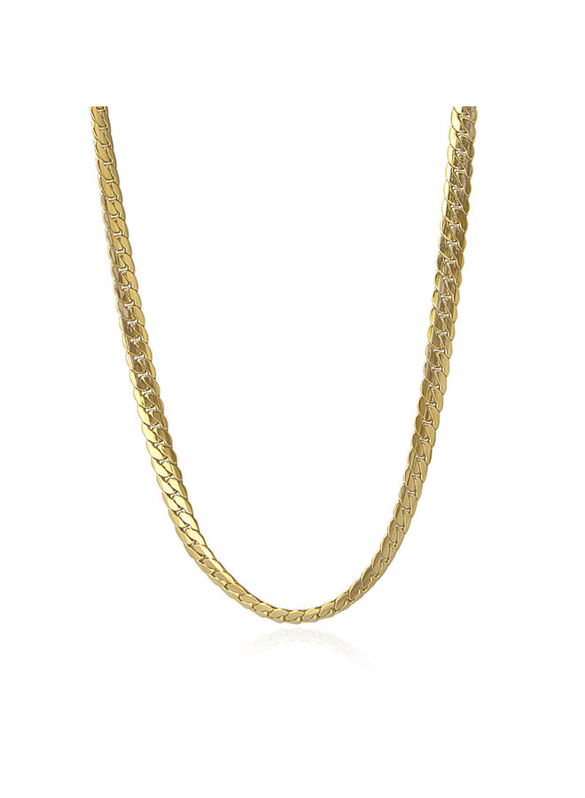 BCO033D NECKLACE SNAKE  2021 TIPO TWO 6MM