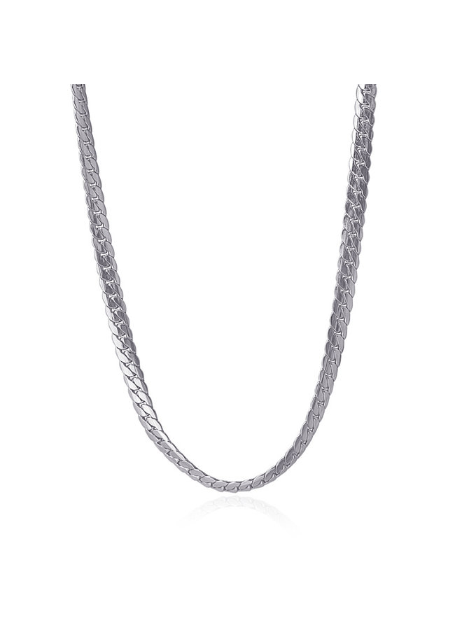 BCO033PL NECKLACE SNAKE 2021 TIPO TWO 6MM