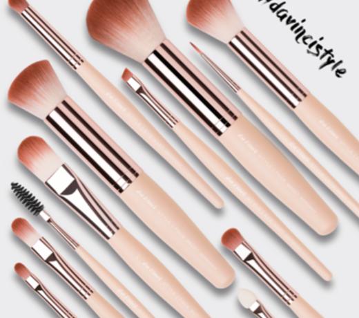 Kwalitatieve make-up penselen met garantie!