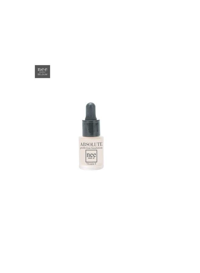 Nee GIFT Mini Absolute Perfection Foundation 10x Warmbeige-10x Sand