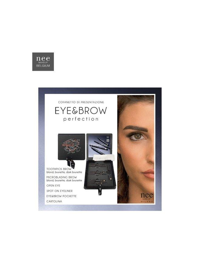 Nee Testerkit Eye§Brow 8 pieces