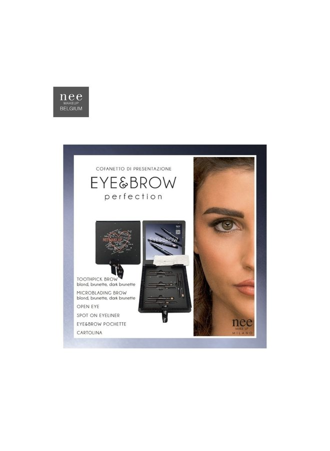 No Testerkit Eye§Brow 8 pieces