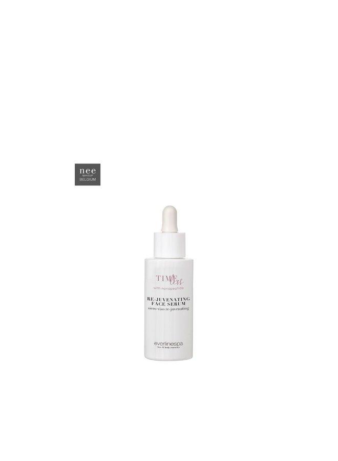 E.spa Timeless re-juvenating face serum 50ml