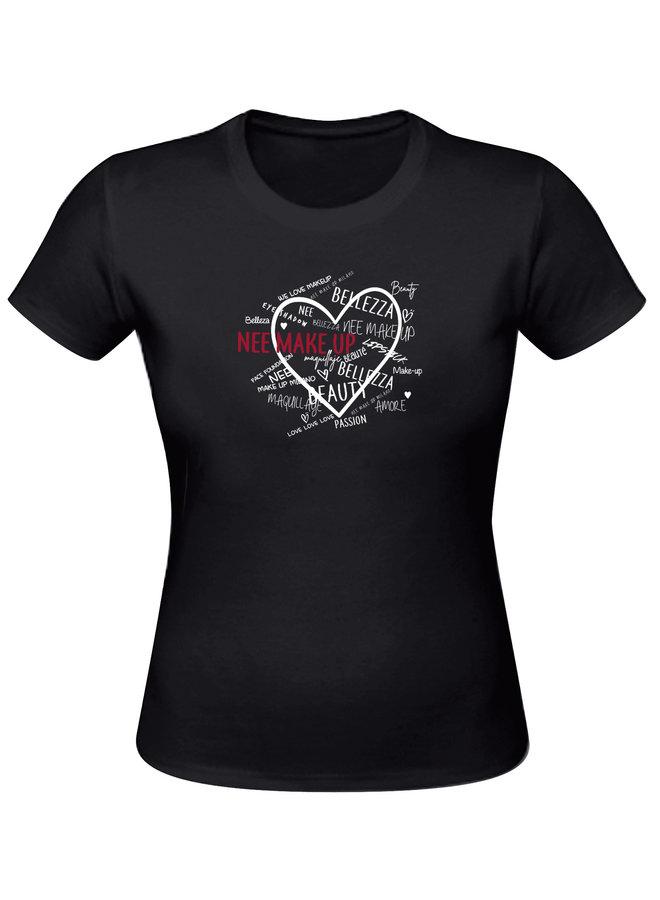 T-shirt corsi / cuore