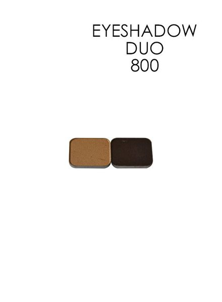 Nee TESTER Eyeshadow Duo 2 x 1.20 g