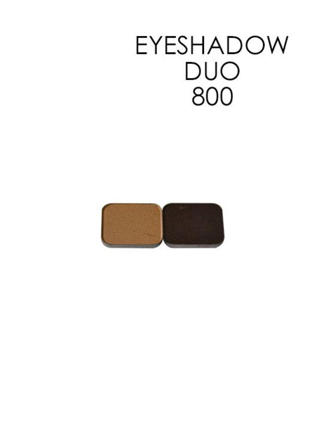 TESTER Eyeshadow Duo 2 x 1.20 g