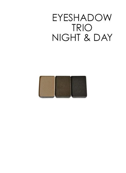 Nee TESTER Eyeshadow Trio