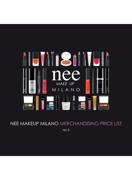 Nee Merchandising Price List
