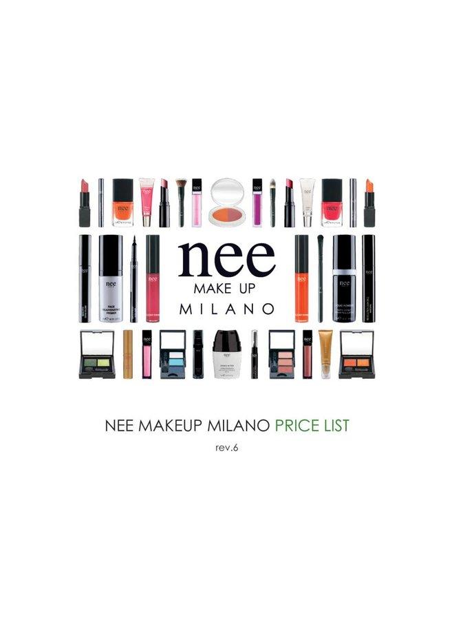 Price List NEE Make Up