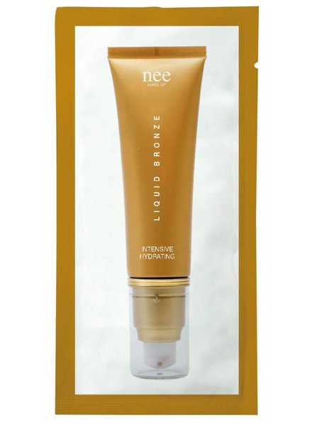 Nee Sachet Liquid Bronze Foundation B154 12 pcs