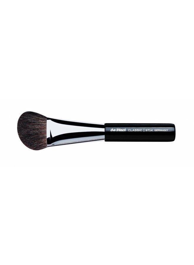 Classic Blusher/Contour Brush 9714