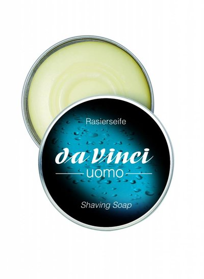 DaVinci Uomo Shaving Soap 40g 4894
